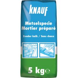 Mortier préparé KNAUF - 5 Kg