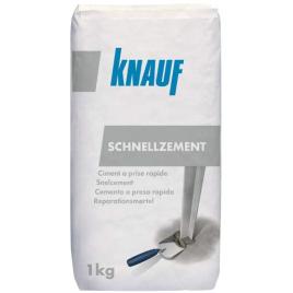 Ciment à prise rapide KNAUF - 1 kg