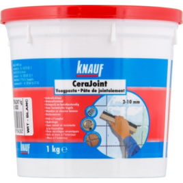 Colle pour carrelage flex max gris 5 kg knauf for Colle carrelage knauf