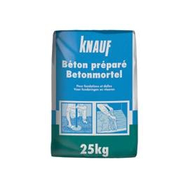 Béton préparé KNAUF