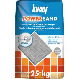Sable de jointoiement Powersand 25 kg KNAUF