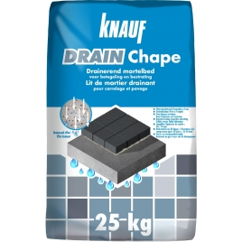 Drain Chape 25 kg KNAUF