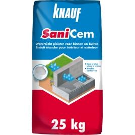 Sanicem 25 kg KNAUF