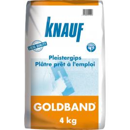 Enduit de plâtre Goldband KNAUF