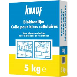 Colle pour blocs cellulaires KNAUF