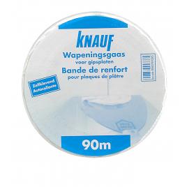 Bande en fibre de verre 5 cm KNAUF - 90 m