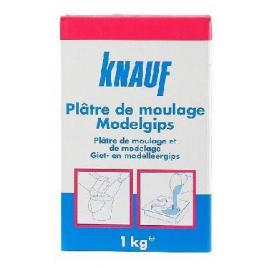 Plâtre de modelage 2,5 kg KNAUF