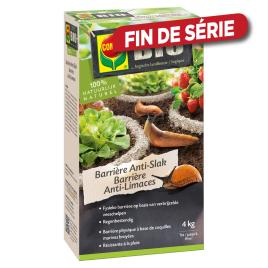Barrière anti-limaces Bio 4 kg COMPO