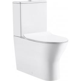 Pack WC à poser Tina Sortie horizontale