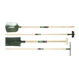 Set de 4 outils de jardinage POLET