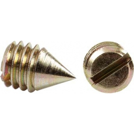 Vis pointeau 4 pièces - 5 mm