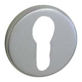 Entrée de cylindre avec vis invisibles 2 pièces