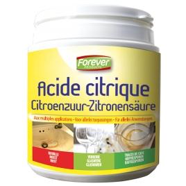 Acide oxalique 400 g forever - Acide citrique poudre ...