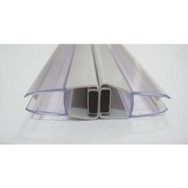 Joint magnétique droit pour paroi de douche 2 pièces AURLANE