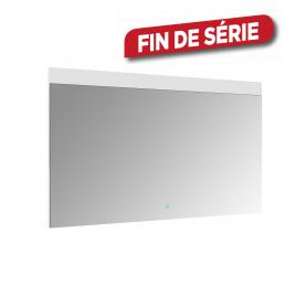 Miroir LED Rei avec sensor ALLIBERT - 120 cm