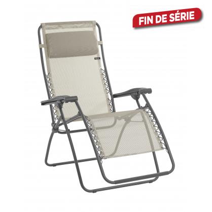 fauteuil relax rsxa batyline seigle lafuma. Black Bedroom Furniture Sets. Home Design Ideas