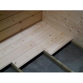 Plancher pour abri de jardin 20 m² SOLID