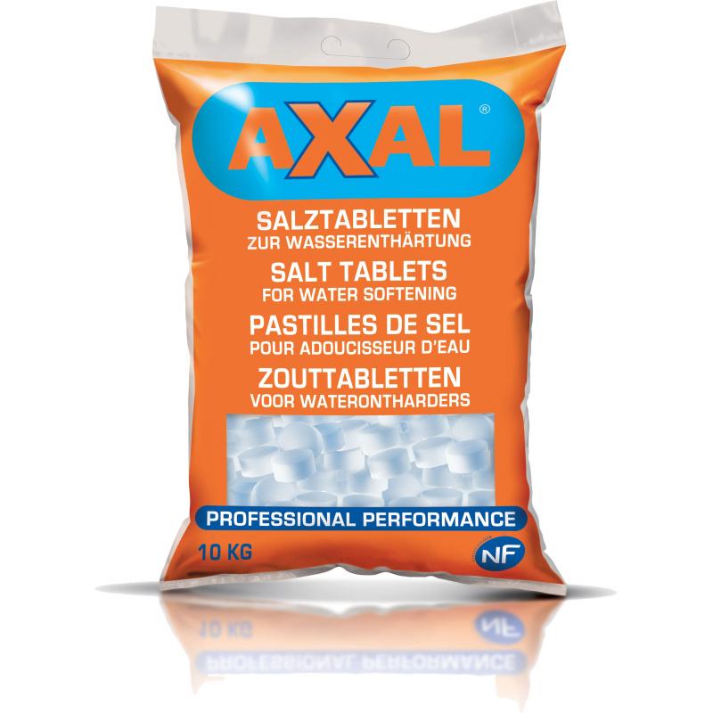 pastilles de sel de qualit pour adoucisseur d eau axal. Black Bedroom Furniture Sets. Home Design Ideas