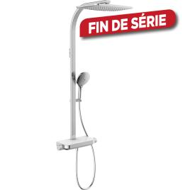 Colonne de douche Brave avec tablette VAN MARCKE GO
