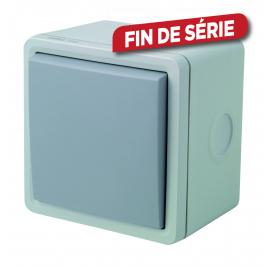 Interrupteur 2 directions avec boîte Hydro NIKO