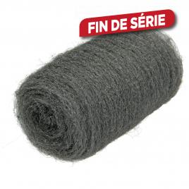 Tampon en laine d'acier 4 pièces PIWEL