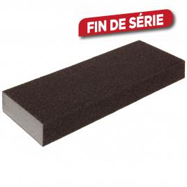 Eponge abrasive Plâtre et enduits 3M - 9,5 x 6,6 cm