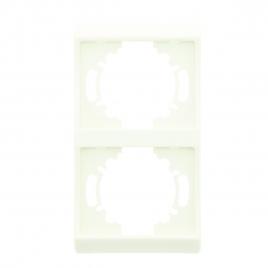 Plaque de recouvrement double verticale PROFILE