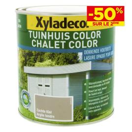 Lasure chalet color XYLADECOR