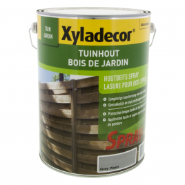 Lasure bois de jardin Spray 5 L XYLADECOR