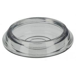 Embout enveloppant transparent 4 pièces