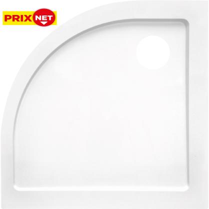 receveur de douche helion 90 x 90 x 3 5 cm quart de rond van marcke go. Black Bedroom Furniture Sets. Home Design Ideas