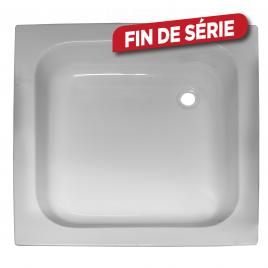 Receveur de douche en acrylique VAN MARCKE GO - 80 x 80 cm