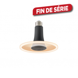 Ampoule E27S radiance 8 W blanc chaud dimmable SYLVANIA - 650 lm