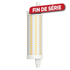 Ampoule R7S crayon 15 W 2000 lm blanc chaud SYLVANIA