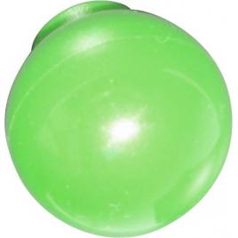 Bouton en plastique Ø 30 mm - Vert