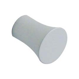 Bouton en aluminium Ø 12 mm