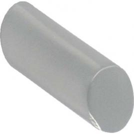 Bouton cylindrique en zamac