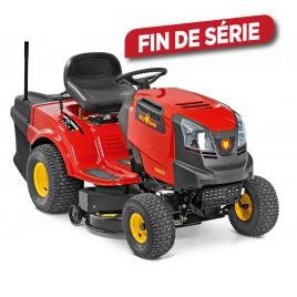 Tondeuse tracteur à gazon 344 cc 92 cm WOLF GARTEN