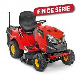 Tracteur tondeuse 500 cc 92 cm WOLF GARTEN