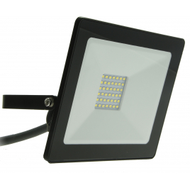 Projecteur murale extérieur LED avec câble 30 W
