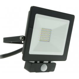 Projecteur mural extérieur LED et détecteur de mouvement 20 W SELECT PLUS