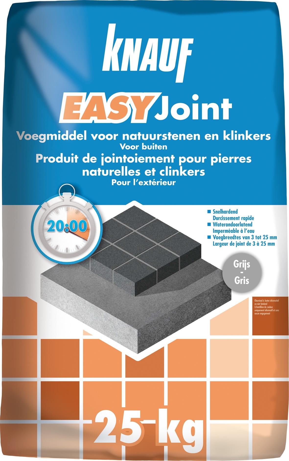 Mortier De Jointoiement Easy Joint Knauf