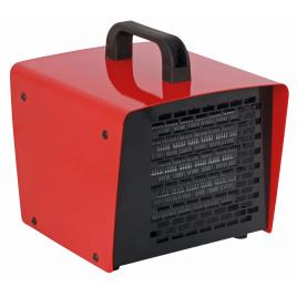 Chauffage soufflant industriel PTC 2000 W PEREL