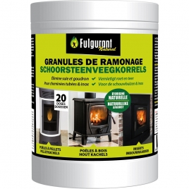Granules de ramonage FULGURANT NATURAL