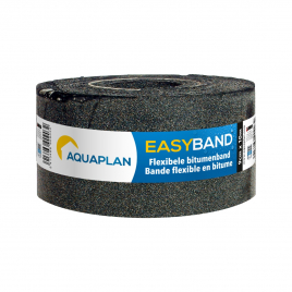 Bande de finition Easy-Band 10 m AQUAPLAN - 9 cm