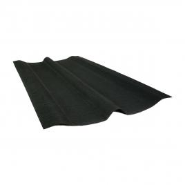 Faîtière noire Topline 42 x 100 cm AQUAPLAN