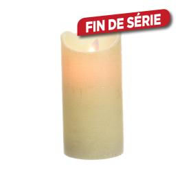 Bougie LED avec minuteur Ø 7,5 cm DECORIS - 15 cm