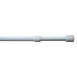 Tringle pour voilage autobloquante Ø8 MOBOIS - Blanc - 40 - 60 cm