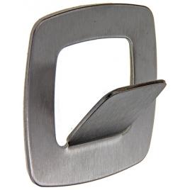 Crochet carré adhésif en acier 3M