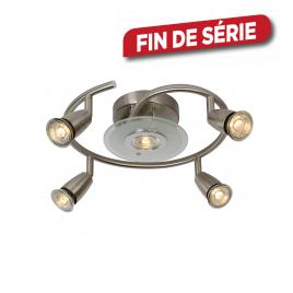 Plafonnier Bingo LED GU10 5 x 5W LUCIDE